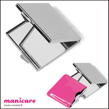 Mirror Pocket Size MakeUp Cosmetic Trendy Portable Folding Compact Travel Pack