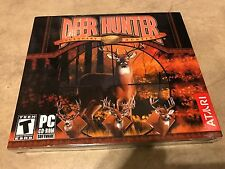 Deer Hunter 2003 Legendary Hunting PC Game NEW factory sealed w/ slip cover