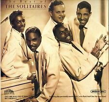 "THE SOLITAIRES ""WALKING ALONG"" DOO WOP 80'S LP MURRAY HILL 000040"