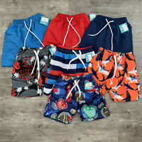 Boys Surf Life Swimming Swim Shorts Trunks Age 2 - 5 Years