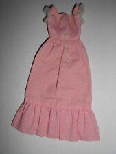 BARBIE ...VINTAGE 1974 SWEET 16 ORIGINAL DRESS #7796