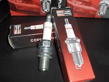 2X CHAMPION RACING SPARK PLUGS A55V DUCATI MONSTER S4R 888 SPO 996 SPS 748RS