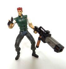 FIGURINE ACTION FIGURE RESIDENT EVIL Chris Redfield Capcom Toybiz 1998