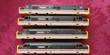 4 x Lima Locomotive bodies - Class 37 Mainline (unbranded InterCity) Livery - 1