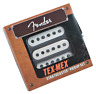 Fender 0992131000 Tex-Mex Stratocaster Pickups, Set of 3