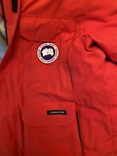 Canada Goose Expedition Parka - Red - Large