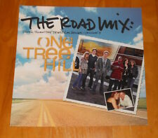 The Road Mix: One Tree Hill Soundtrack Poster 2-Sided Flat 2007 Promo 12x12