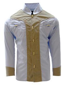 Boys Charro Shirt El General Western Wear Camisa Charra de Niño Light Blue