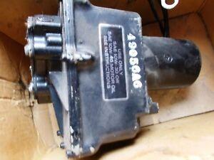 New OEM Mercruiser/Quicksilver Trim Pump Assembly Part Number 46056A 6