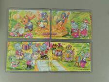 PUZZLE: Happy Hippo Mariage - Super PUZZLE + tous 4 BPZ