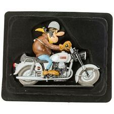 FIGURINE JOE BAR TEAM BIKE JOE MOTO GUZZI V7 750 1969 1/18 EN RESINE BD