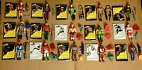 Lanard the Corps Vintage action figures complete rare with cards, Various Choice