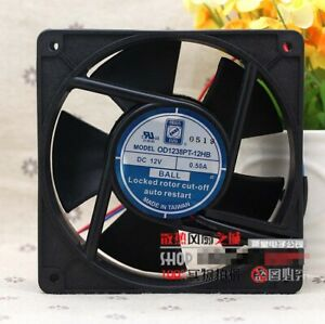 ORION OD1238PT-12HB 12038 12CM 0.50A double ball cooling fan