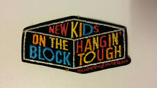 New Kids on The Block NKOTB Hangin Tough Vintage patch music boy band group 4