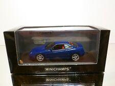 MINICHAMPS 120302 ALFA ROMEO GTV 2003 - BLUE METALLIC 1:43 - EXCELLENT IN BOX