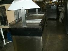 Steam Table Buffet Type,Sneeze Guard, Casters, 220V. 1Ph. 900 Items On E Bay