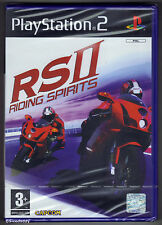 PS2 Riding Spirits 2 (2004), UK Pal, Brand New & Sony Factory Sealed