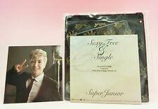 CD SUPER JUNIOR JAPAN Sexy, Free & Single E.L.F Limited Photo card LeeTeuk