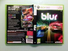Xbox 360 - Jeu rare : Blur (complet)