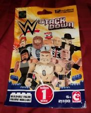 WWE Stack Down Universe Buildable Wrestling Figure Blind Bag Walgreens NEW WWF