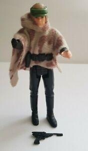 Vintage Star Wars  Luke Skywalker Battle Poncho Last 17 Figure