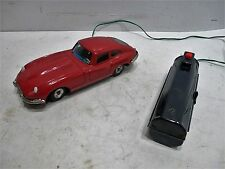 JAGUAR XKE BATTERY OPERATED WITH AUTO STEERING GOOD COND TESTED WORKS GOOD