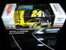 Voitures de courses miniatures noirs en édition limitée Chevrolet