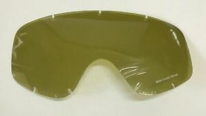 POC Iris Comp Goggle Replacement / Spare Lens | Clear or Smokey Yellow, Small