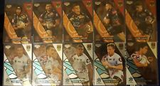 2017 NRL Elite World & Indigenous Stars FULL SET of 10 Box Cards