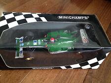 Minichamps 1:18th 2003 Jaguar R4 Justin Wilson F1 Formula one