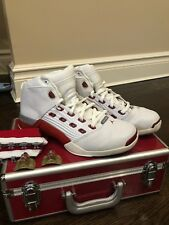 Nike Air Jordan 17 Xvii White Red  Rhythm Wizards Rare Vintage Og 302720-161