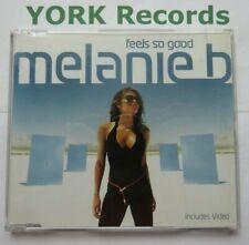 MELANIE B - Feels So Good - Excellent Condition CD Single Virgin VSCDT1787