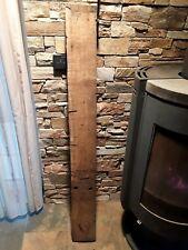Eichenbalken , Fachwerkbalken Hitzebehandelt  1,39 m Nr.362  6,5 kg