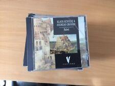Klaus Schulze & Andreas Grosser-Babel-CD ALBUM our ref 1941