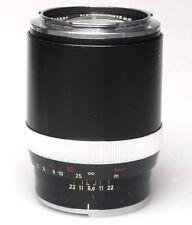 Carl Zeiss Sonnar 135mm F2.8 f. Contarex