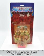 Teela NEW SEALED 1984 He-Man MOTU Masters of the Universe Mattel Action Figure