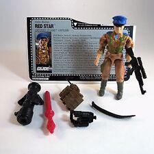 "GI Joe Red Star Oktober Guard Officer 3.75"" Figure Hasbro 1990 1991"