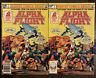 ALPHA FLIGHT #1 Direct & Newsstand (Marvel 1983) ~GD 1st App Puck! X-Men