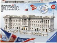 Ravensburger Buckingham Palace, 216pc 3D Jigsaw - Brand New & Sealed