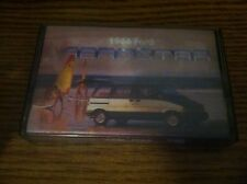 1986 Ford Aerostar ten minute product review cassette tape