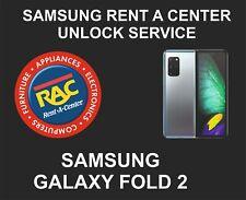Samsung Rent A Center Mode Unlock Service for Samsung Galaxy Fold 2 5G
