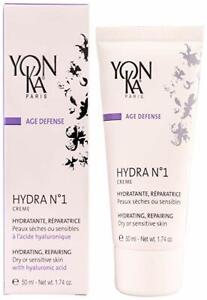 Yonka Hydra No1 N1 Creme / Cream - 1.74 oz / 50 ML New in Box EXP 5/2020
