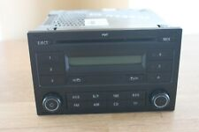 VW SHARAN MY2008 7M CD RADIO STEREO HEADUNIT HEAD UNIT PLAYER # 6Q0035152E