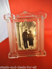 *NEW* WATERFORD CRYSTAL GRADUATION FRAME 5x7 PICTURE BEAUTIFUL MSRP $269.99