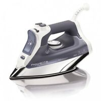 Rowenta PRO MASTER 1750 W Stainless Steel Soleplate Steam Iron