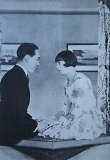 THIS YEAR OF GRACE clipping 1928 Jessie Matthews B&W photo w/ Sonnie Hale