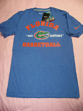 Nike Regular Fit Men's University of Florida UF Gators Basketball Shirt NWT