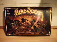 Hero Quest board game-mint unpainted 100% complete 1989 100% GENUINE NOT REPLICA