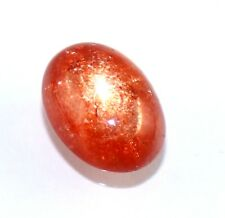 100% Natural Top Quality Handmade Sunstone with Golden Glitters . s4077