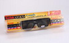 KODAK LTD SUNGLASSES/TWO-PACK OF GOLD 100 FILM, ITALIAN (NO FILM)/cks/215570